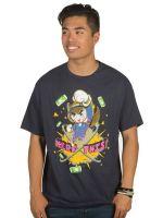 Herné oblečenie Tričko Overwatch - Gremlin D.Va (americká veľ. S / európska M)