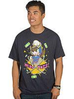 Herné oblečenie Tričko Overwatch - Gremlin D.Va (americká veľ. XL / evropská XXL)