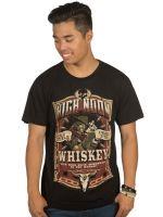 Herné oblečenie Tričko Overwatch - High Noon Whiskey (americká veľ. XXL/európska XXXL)