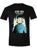 Tričko Star Trek - 50th Anniversary (veľkosť L) (TRIKO)