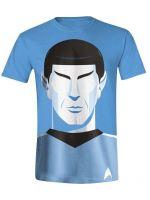 oblečení pro hráče Tričko Star Trek - Vector Spock (velikost L)