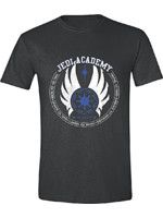 oblečení pro hráče Tričko Star Wars - Jedi Academy (velikost XXL)