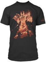 oblečení pro hráče Tričko World of Warcraft - Expansion Series Classic (americká vel. S / evropská M)