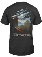 Tričko Zaklínač - Experience White Orchard (americká veľ.