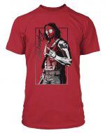 Tričko Cyberpunk 2077 - Johnny (americká veľ. 2XL / európska XXXL) (TRIKO)