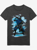 oblečení pro hráče Tričko Dark Souls - Sir Artorias (velikost XXL)