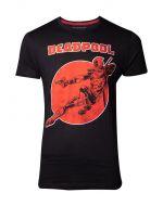 Hračka Tričko Deadpool - Vintage (velikost S)