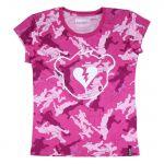 Tričko dievčenské Fortnite - Pink (veľkosť 152) (TRIKO)