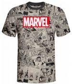 Hračka Tričko Marvel - Comics (velikost M)