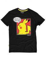 oblečení pro hráče Tričko Pokémon - Pika Pop (velikost M)