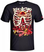 oblečení pro hráče Tričko Rick and Morty - Anatomy Park (velikost M)