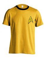 Hračka Tričko Star Trek - Command Uniform (velikost S)