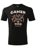 Hračka Tričko Xzone Originals - GAMER (velikost M)
