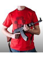 oblečení pro hráče Tričko ArmA III - CSAT (velikost L)
