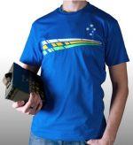 oblečení pro hráče Tričko ArmA III - Tanoa Yacht Club (velikost L)