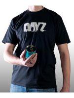 oblečení pro hráče Tričko DayZ - Logo (velikost S)