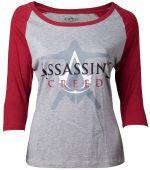 Herné oblečenie Tričko dámske Assassins Creed - Crest Logo (veľkosť L)