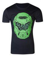 oblečení pro hráče Tričko Doom Eternal -  Slayers Club (velikost L)