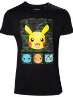 Herné oblečenie Tričko Pokémon - Pikachu (veľkosť XL)