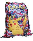 Vak na záda Pokémon - Pikachu Gym bag