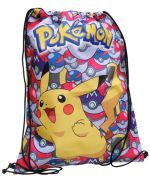 Vak na chrbát Pokémon - Pikachu Gym bag (HRY)
