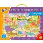 Veľké podlahové puzzle - dinosaury