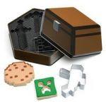 Vykrajovačky Minecraft Cookie