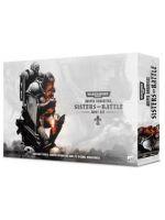 Stolní hra W40k: Adepta Sororitas - Sisters of Battle Army Set (25 figurek)