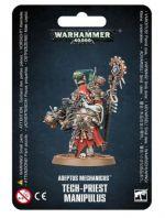 W40k: Adeptus Mechanicus - Tech-Priest Manipulus (1 figúrka) (STHRY)