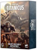 W40k: Adeptus Titanicus - Knight Battleforce (12 figurek) (STHRY) + figúrka zadarmo