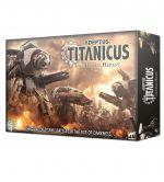 W40k: ADEPTUS TITANICUS: The Horus Heresy Starter Set (STHRY) + figúrka zadarmo