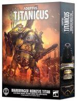 Stolní hra W40k: ADEPTUS TITANICUS Warbringer Nemesis Titan (1 figurka)