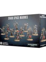 Stolová hra W40k: Chaos Space Marines (10 figúrok)