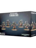 W40k: Chaos Space Marines Terminators (5 figúrok) (STHRY)