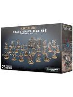 Hračka W40k: Chaos Space Marines: Vengeance Warband (22 figurek)