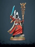 Stolní hra W40k: Craftworlds Spiritseer (1 figurka)