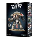 Stolová hra W40k: Imperial Knight Preceptor Canis Rex (2 figúrky)