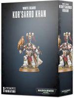 W40k: White Scars - Korsarro Khan (1 figúrka) (STHRY) + figúrka zadarmo
