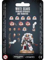 Stolní hra W40k: White Scars Primaris Upgrades & Transfers