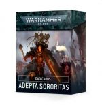 W40k: Adepta Sororitas Datacards (2021) (STHRY)
