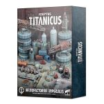 Stolová hra W40k: Adeptus Titanicus - Manufactorum Imperialis