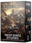 W40k: Adeptus Titanicus - Precept Maniple Battleforce (5 figúrok) (STHRY)