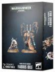 Hračka W40k: Chaos Space Marine Fabius Bile (2 figurky)