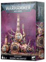 Hračka W40k: Death Guard: Miasmic Malignifier