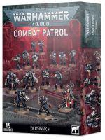 Hračka W40k: Deathwatch Combat Patrol (15 figurek)