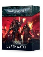 W40k: Deathwatch Datacards (2020) (STHRY)