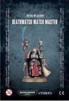 Hračka W40k: Deathwatch Watch Master (1 figurka)
