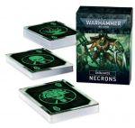 Hračka W40k: Necron Datacards (2020)
