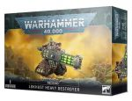 Hračka W40k: Necrons Lokhust Heavy Destroyer (1 figurka)
