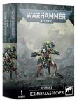 W40k: Nekrons Hexmark Destroyer (1 figurka)